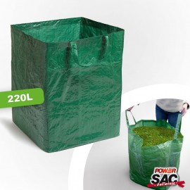 Power Sac jardin Premium 220L