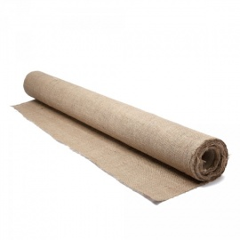 Rouleau Toile de Paillage Jute Naturel 10m